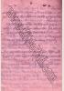 Letter by R. Abraham Chaim  Teitelbaum